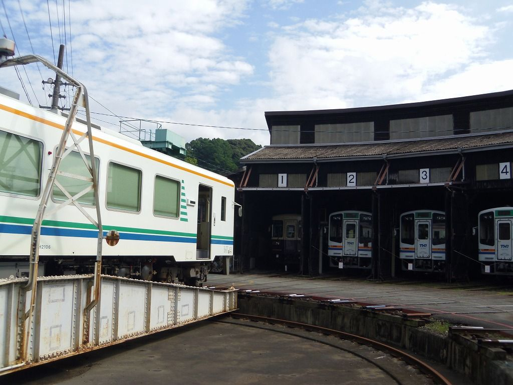 現役車両が実演!浜松・天竜二俣駅「転車台&鉄道歴史館見学ツアー」