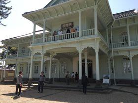松江城すぐそば!「興雲閣」で明治時代の雰囲気に浸る