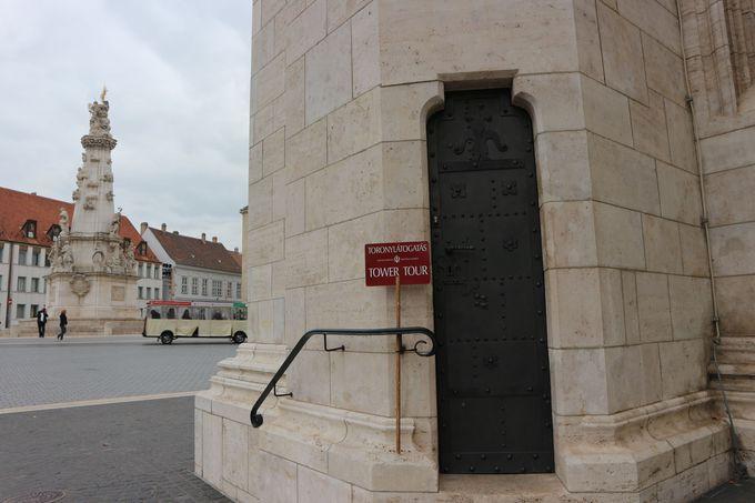 マーチャーシュ教会は、ブダペストの生き証人