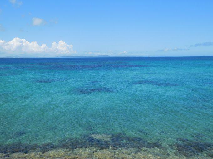 遊びながら身も心も浄化されそう!神の島のお膝元パワースポットビーチ