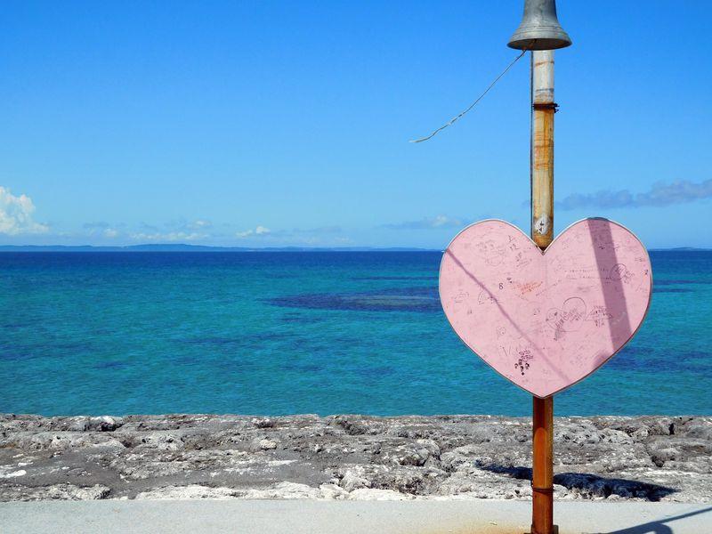 家族で!恋人と!沖縄本島一のスピリチュアルな海「あざまサンサンビーチ」