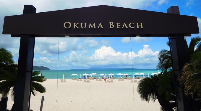 天然プライベートビーチでの一番優雅なくつろぎ方は?
