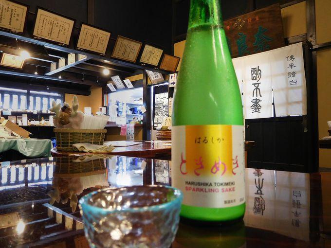日本酒のシャンパンは世界中で大人気