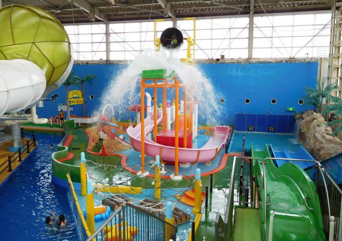ミシュラン一つ星のお風呂のテーマパーク「スパワールド」