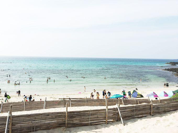 夏の一押し!「しおかぜコバルトブルービーチ」