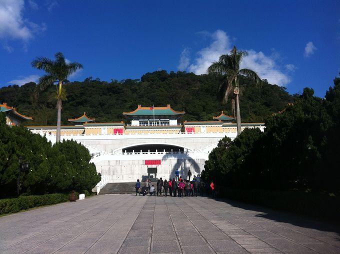 世界四大博物館の一つ・国立故宮博物院