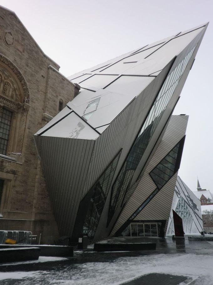 ロイヤルオンタリオ博物館へ行こう