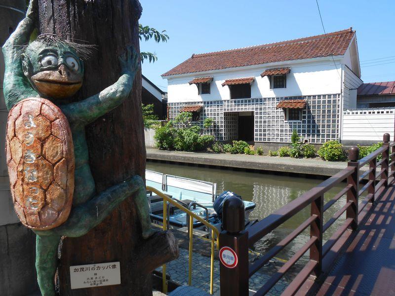 かっぱの伝説も!鳥取県米子市「古き良き時代の名残」を探る!