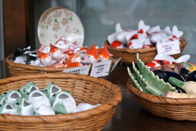 陶磁器の聖地「茶わん坂」