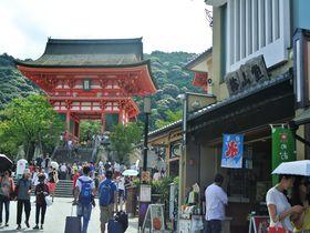 すべての坂道は清水に通ず!?京都「清水寺の参道」を徹底攻略|京都府|トラベルjp<たびねす>