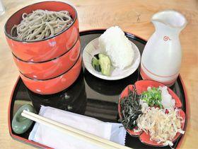 縁結びスポットで食べる絶品そば 奥出雲町「姫のそば・ゆかり庵」|島根県|トラベルjp<たびねす>