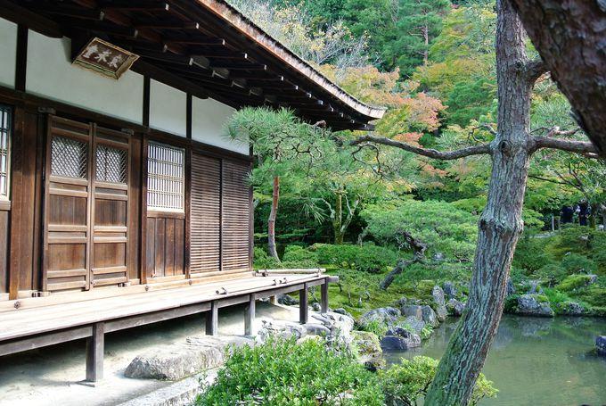 銀閣寺の歴史をおさらい