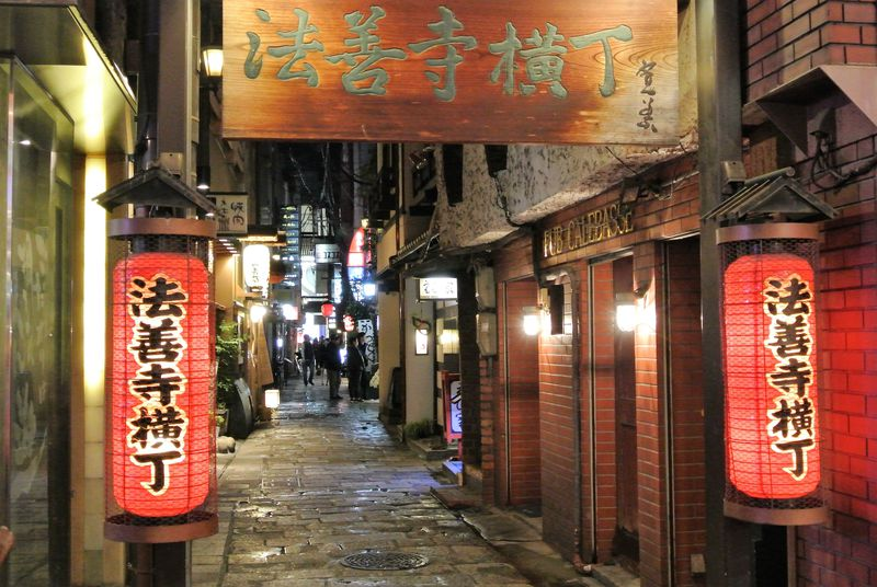 ホッと一息!大阪「道頓堀」繁華街周辺の癒しスポット3選