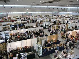 年に3回の大規模骨董市!「京都大アンティークフェア」で掘り出し物を見つけよう!|京都府|トラベルjp<たびねす>