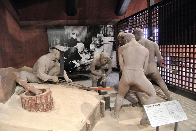 「鉄の歴史博物館」も併せて見学してみて