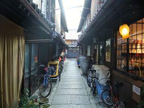 「西陣」街歩きのコツは路地にあり!?もう1歩奥の京都へ