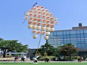 祭りのパワーと超絶スゴ技は必見!鳥取県米子市「がいな祭り」|鳥取県|トラベルjp<たびねす>