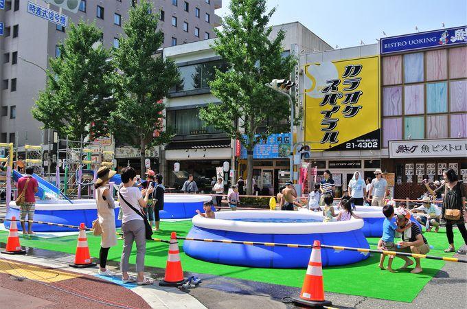 鳥取の夏を彩る「がいな祭り」