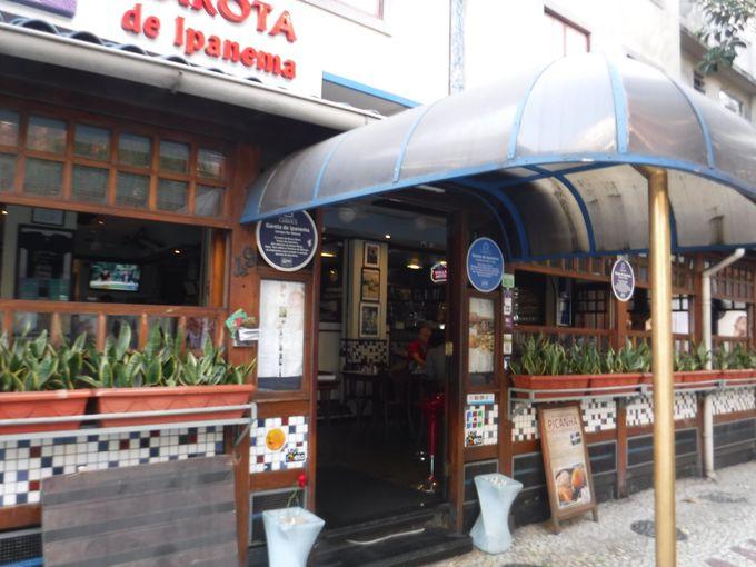 老舗カフェ「イパネマの娘」