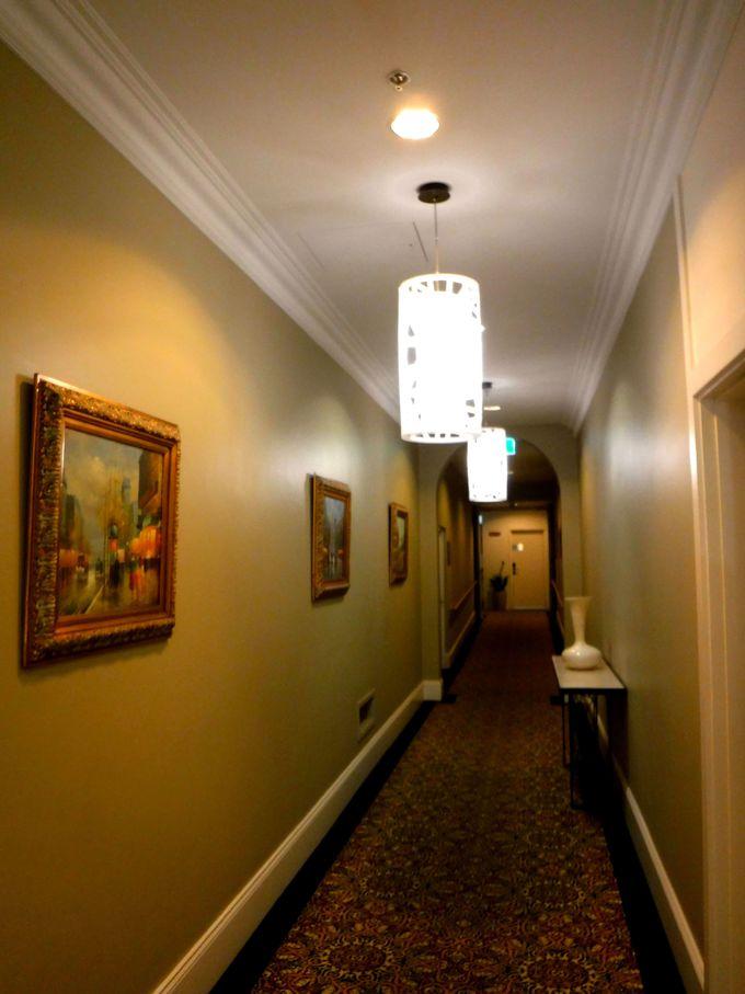 内装がなんともキュートな「アダブコブティックホテル」