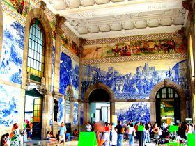 緻密なブルーの芸術!ポルトガル伝統タイル「アズレージョ」の名所4選