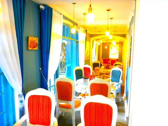 食事も絶品の本格派カフェ「Thien Tanh」