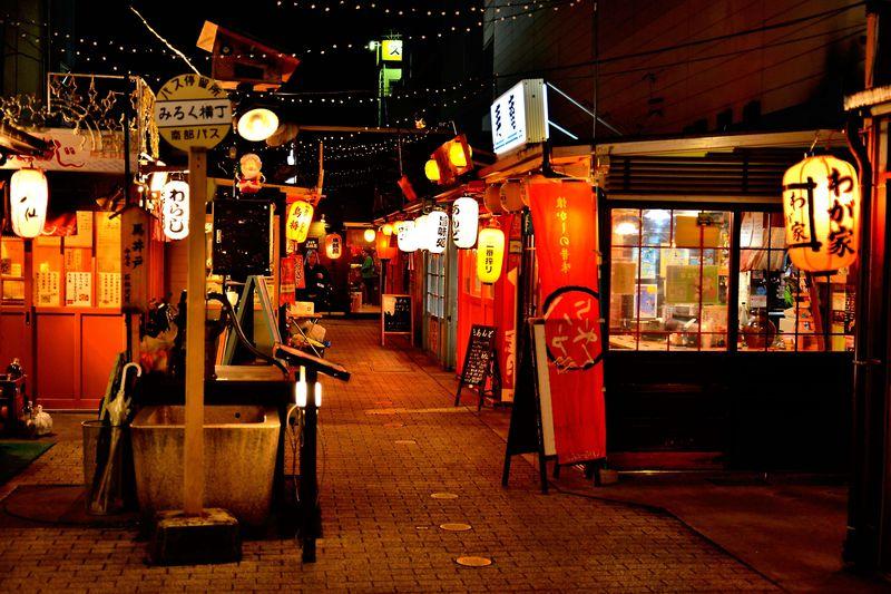 横丁はしご酒で浸る昭和のレトロ!青森・八戸の個性派酒場におんでやんせ