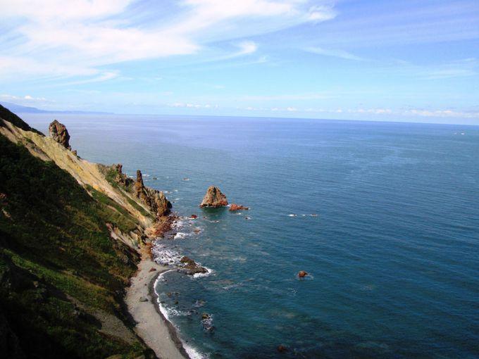 6階展望デッキから日本海の絶景を独り占め!