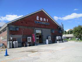 北海道江別市「EBRI(エブリ)」は赤レンガが美しい新スポット!|北海道|トラベルjp<たびねす>