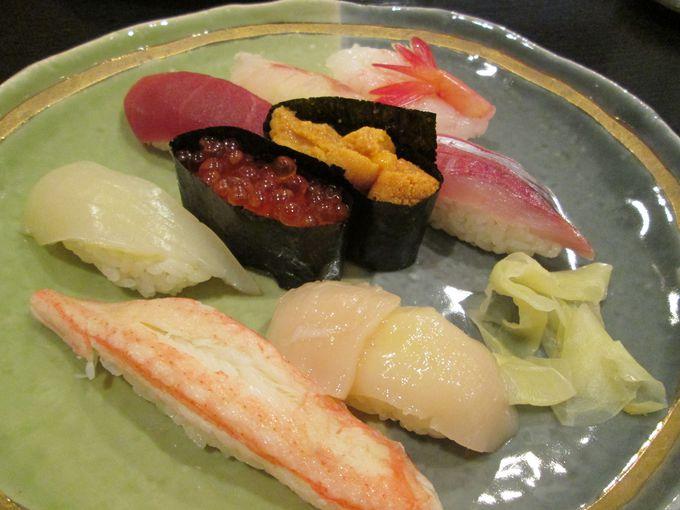 小樽に来たらやっぱりお寿司!「小樽寿司屋通り」