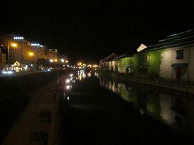 夜の小樽を満喫!ロマンチックなライトアップとグルメ巡り|北海道|トラベルjp<たびねす>