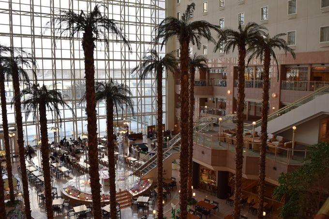 高級感のあるホテルは大切な人との旅行に最適!