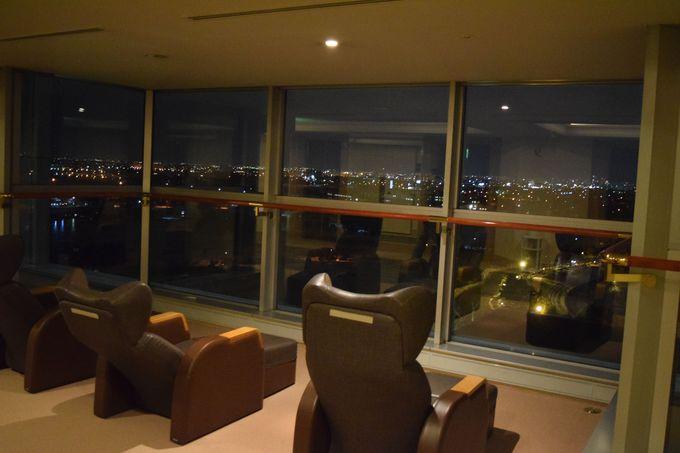 ホテルからの景色は時間を忘れる北海道らしい絶景!