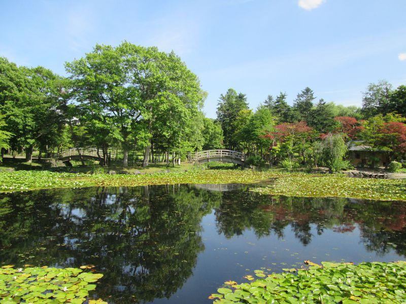 自然の中でリフレッシュ!北海道岩見沢市の観光名所4選