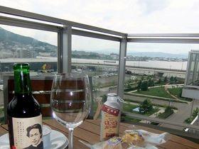 美しい港町函館をバルコニーから一望!「函館男爵倶楽部」は居心地満点のホテル|北海道|トラベルjp<たびねす>