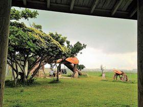 レアポケモンも生息!のんびりした時間が流れる沖縄・瀬長島は子連れ旅にもおすすめ|沖縄県|トラベルjp<たびねす>