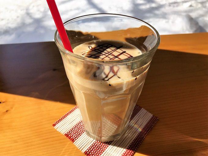 山形・熊野大社境内のカフェ「icho cafe」〜神様のそばでいただく至福のスムージー