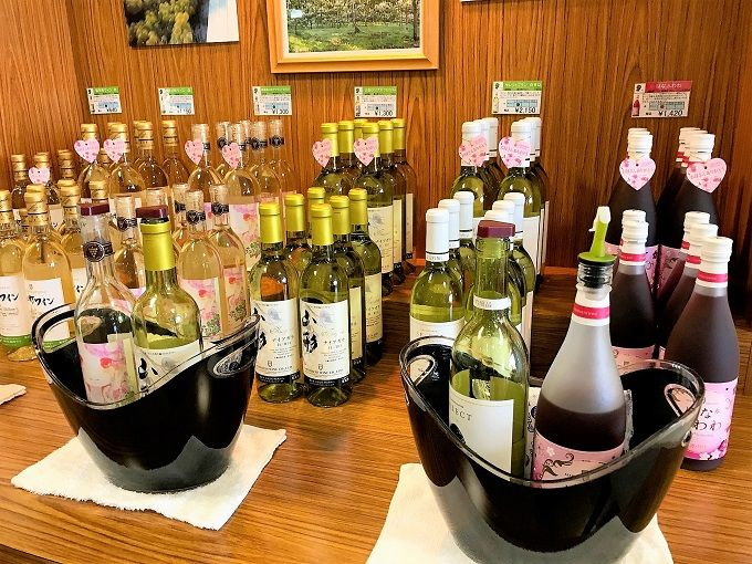 国産葡萄から生まれる美味で愛らしい日本ワイン