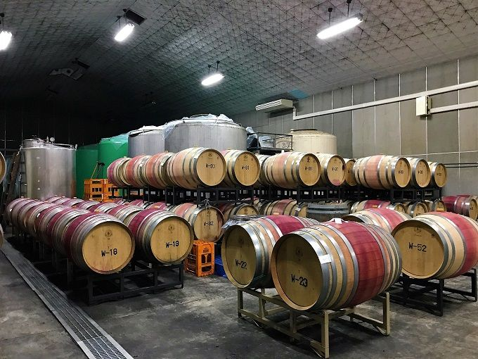 美味しいワインを安定供給するため真摯な努力を続けるワイナリー