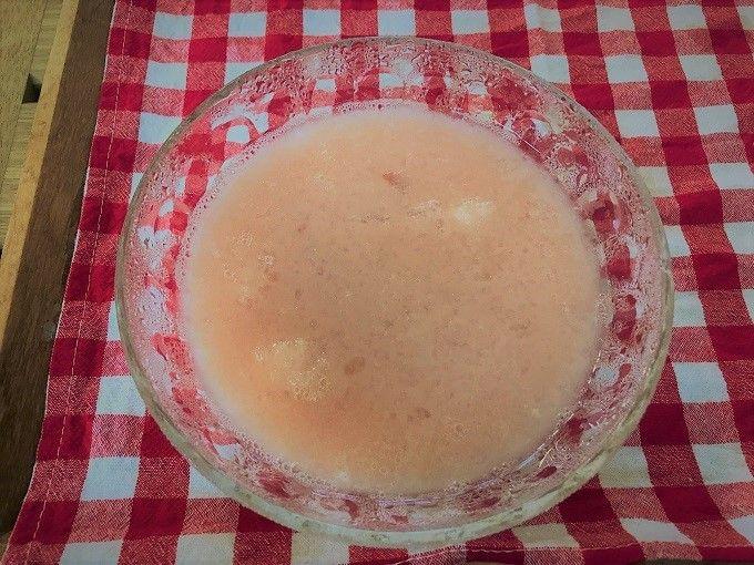 溶けても美味しい!さっぱり「ジェネバりんごかき氷」