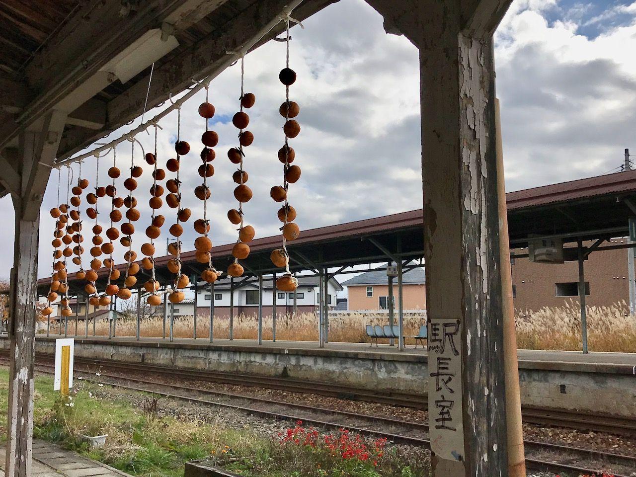 ローカル線駅ならではの体験いっぱい宮内駅