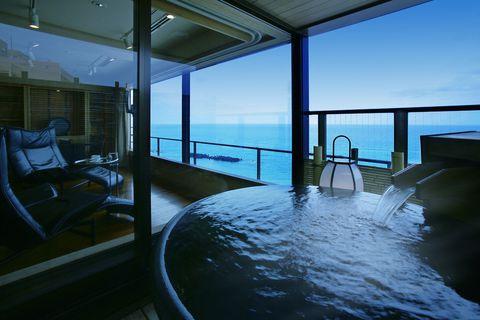 海と宿とのハーモニー「游水亭いさごや」