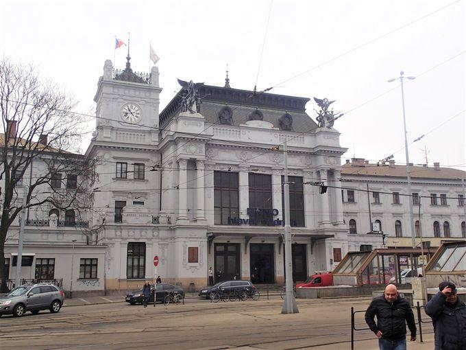 チェコ第2の都市、ブルノ