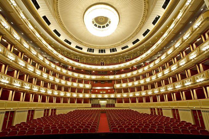 3.ウィーン国立歌劇場