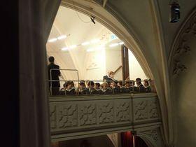 王宮礼拝堂で聴く「天使の歌声」ウィーン少年合唱団