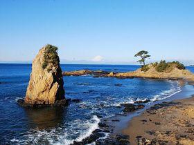 広重が描く富士山も!神奈川県・横須賀「海の絶景」5選|神奈川県|トラベルjp<たびねす>
