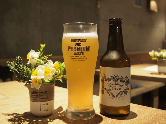 酒屋ならではの豊富なラインナップ!小豆島のお酒も!
