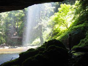 『たたら侍』のロケ地!島根県雲南市「龍頭が滝」で癒しの時間を
