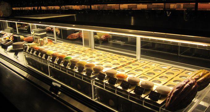 世界1位!チョコレートパティシエの絶品スイーツ店「マウンテン」