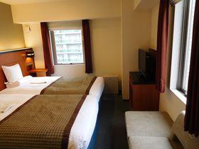 年間200泊超の人も。疲れない定宿「ホテルマイステイズ堺筋本町」|大阪府|トラベルjp<たびねす>